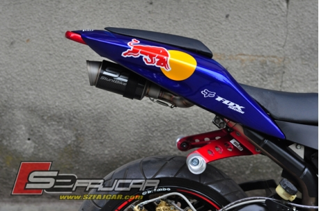 CBR 600 F-Sport