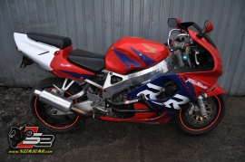 crash cage 2x sliders CBR 900rr sc28-sc33