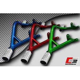 podnóżki GSX-R 600 K4, K5