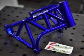 steel half frame kawasaki 636 03-04