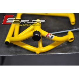 crash cage 2x sliders f4, f4i, f-sport